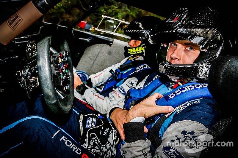 WRC2 champion Tidemand gets full EuroRX campaign