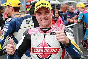 Lowes in line for Marc VDS Moto2 ride