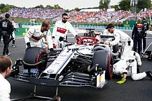 """Vasseur : 1,5% de progression pour Alfa Romeo, c'est """"énorme"""""""