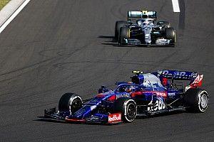 Toro Rosso, Mercedes'e şampanya jesti için teşekkür etti