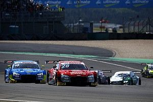 DTM set to double push-to-pass power boost