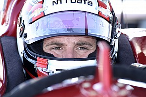 IndyCar outcast Jones lands Audi DTM test chance