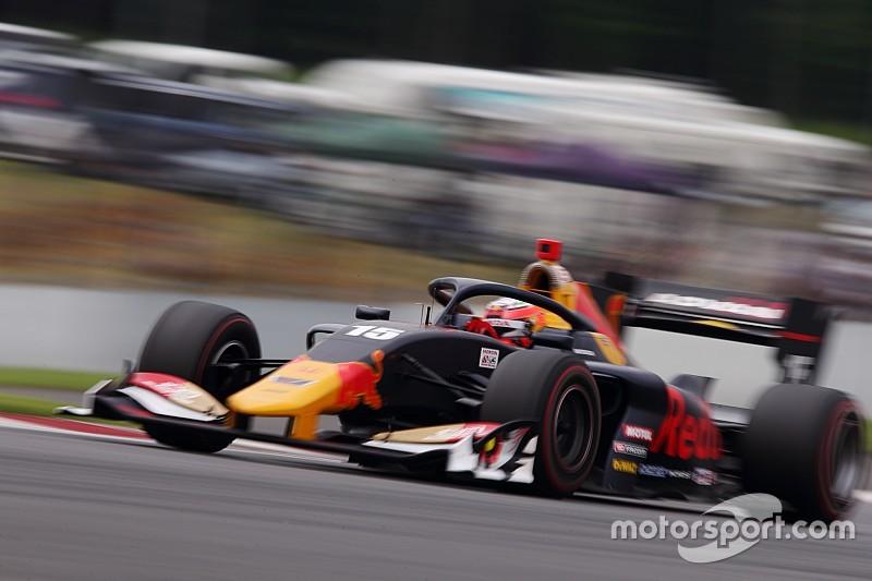O'Ward logra octavo sitio en segunda práctica en Fuji