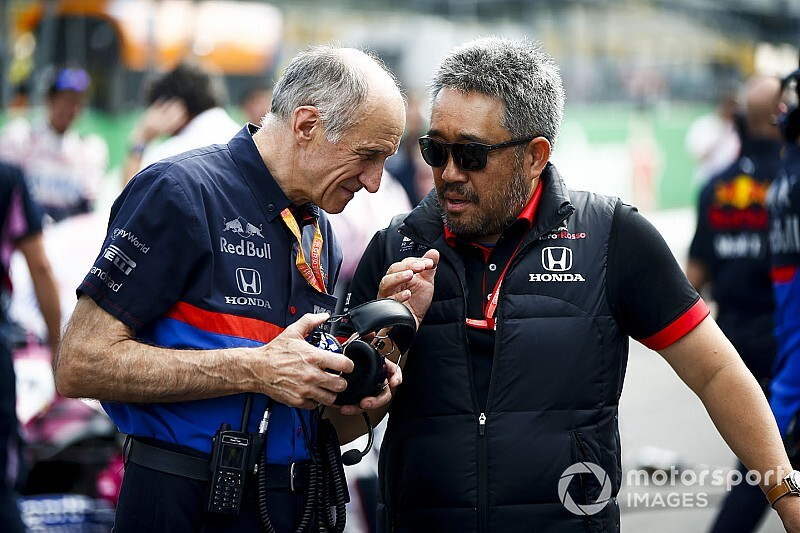 Tost: 'Honda aan basis van vormpeil Toro Rosso'