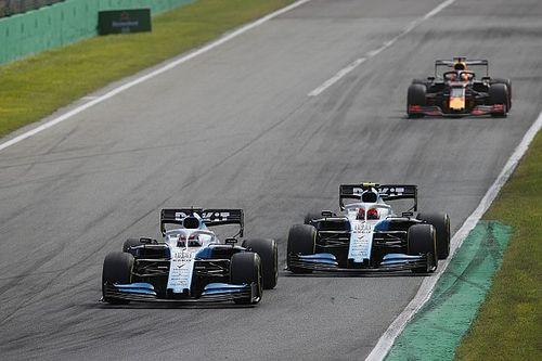 Williams: Wyścig pełen akcji