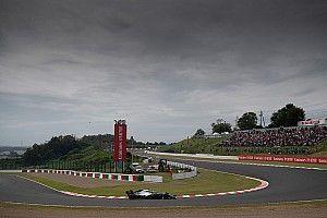 Bottas y Mercedes lideran una FP2 de Japón que puede ser clave