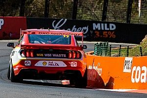 Bathurst 1000: McLaughlin lowers lap record, Whincup crashes