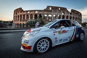 CIR: Ciuffi e Gonella al top nel 2 ruote motrici al Rally di Roma