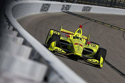 Pagenaud si prende la pole in una sessione dominata dal team Penske