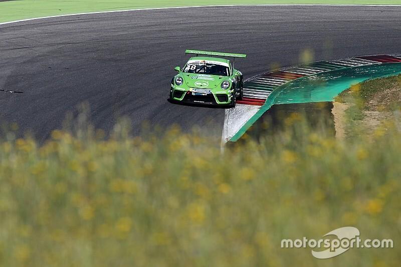 Dinamic Motorsport con un equipaggio ufficiale Porsche alla 9 Ore di Kyalami