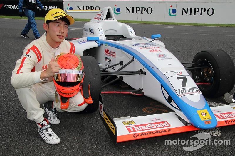 FIA-F4第9戦&第10戦:佐藤蓮が連勝でチャンピオンに王手