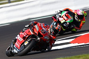 Silverstone MotoGP - the race as it happened