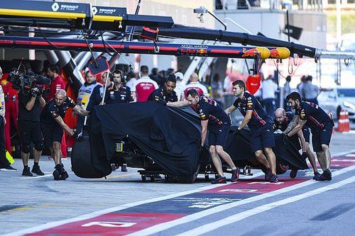 """Albon over crash in kwalificatie: """"Verrast door de wind"""""""