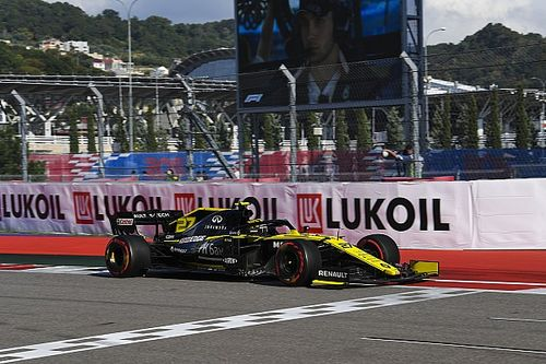 Renault, F1'den ayrılmayacak
