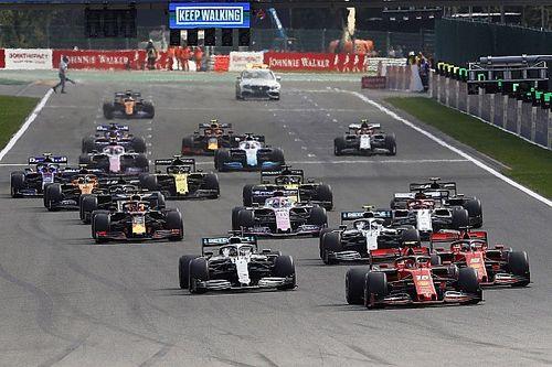Rennergebnis: Formel-1-Grand-Prix von Belgien in Spa