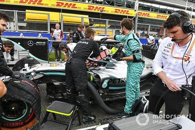 """La fiabilité du moteur Mercedes est toujours une """"inconnue"""""""