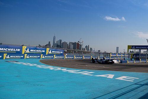 Parrilla de salida para el Nueva York ePrix II