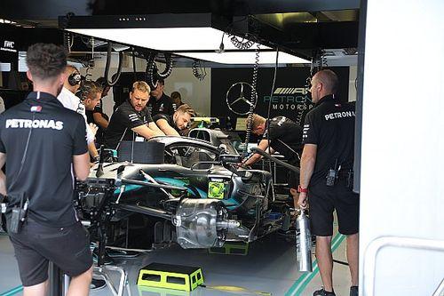 A Mercedesnek több levegőre van szüksége