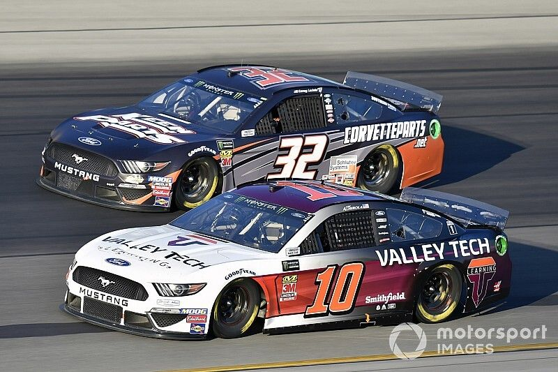 Go Fas Racing forms technical alliance with Stewart-Haas Racing