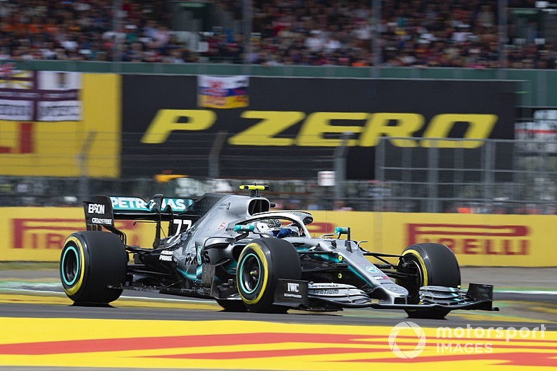 """Bottas: """"Ik wil het anders aanpakken dan Rosberg"""""""