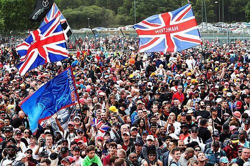 Kans op publiek bij Britse Grand Prix stapje dichterbij