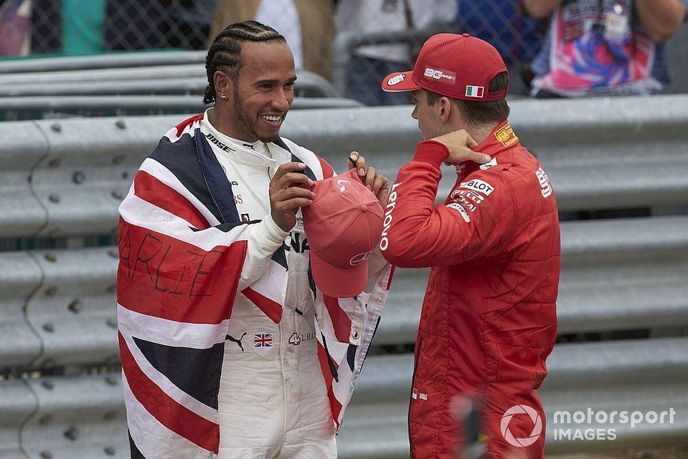 Как действующие гонщики выступали в Гран При Великобритании
