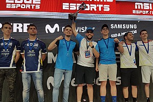 Williams eSports se lleva las ESL Racing Mapfre 2019
