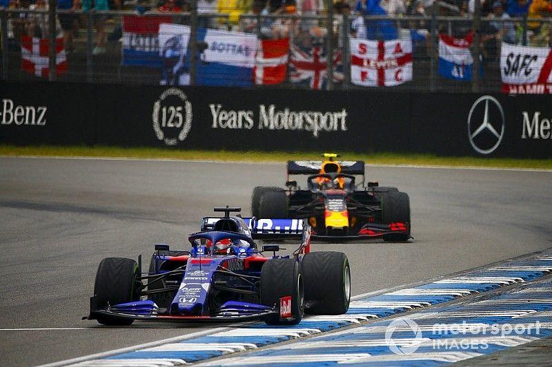 Tost: Kvyat está pronto para voltar à Red Bull, mas Gasly merece mais tempo