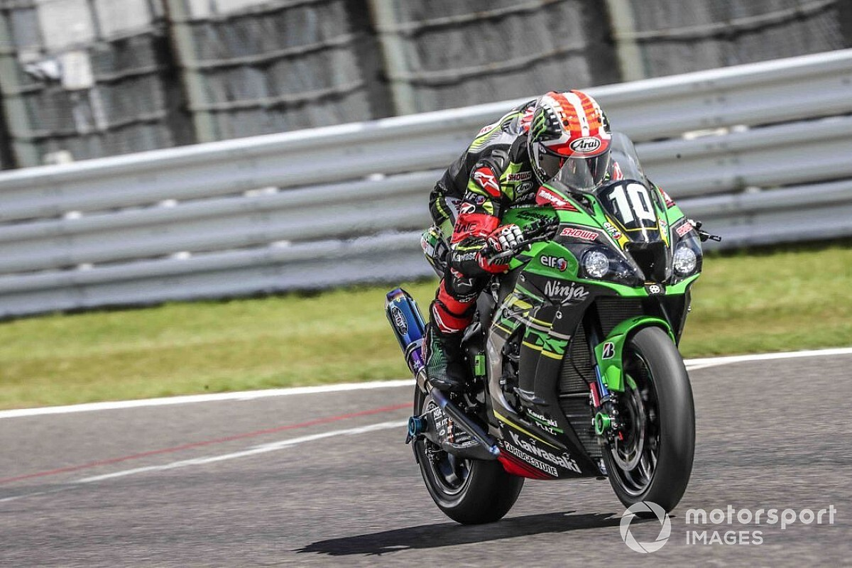 Suzuka 8 Hours: Rea puts Kawasaki in lead at halfway point