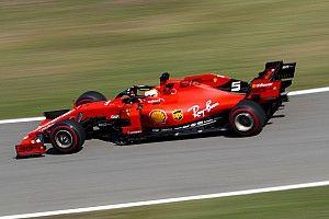 Vettel broni klasycznych grand prix