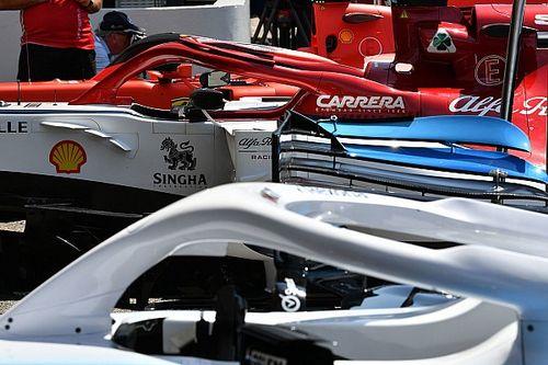 Los Alfa Romeo, sancionados cambian el top 10 del GP de Alemania