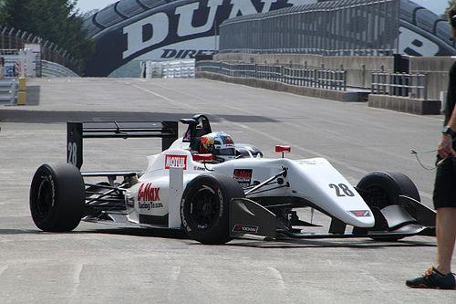 「今週はレースを楽しむ!」ハリソン・ニューウェイ、2年ぶりにF3挑戦