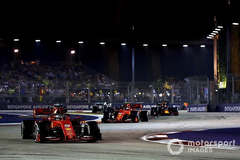 """Vettel: """"Ferrari pas echt weer topteam als het titel wint"""""""