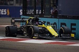 """Renault a """"limité les dégâts"""" avec deux points à Singapour"""