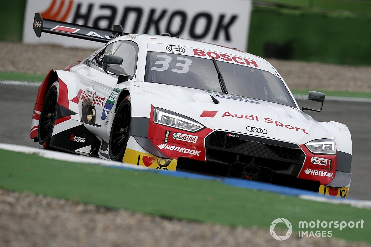 Audi announces decision to quit DTM after 2020