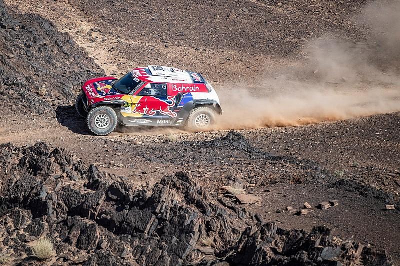 Sainz correrá en Arabia Saudí antes del Dakar