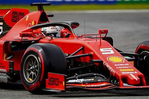 """Vettel admet ne pas être en """"confiance absolue"""" au volant"""