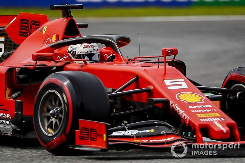Vettel, Leclerc'in kendisini çok geç geçmesinden mutlu değil