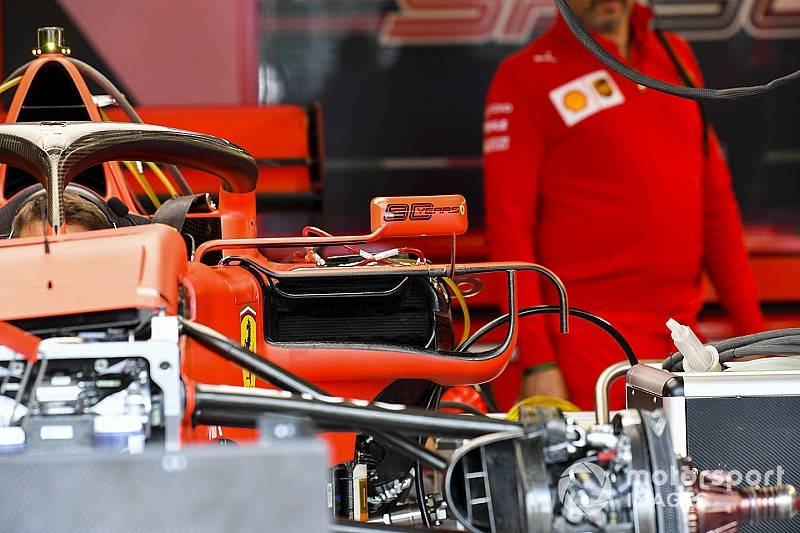 Egészen közelről az új F1-es technikák a Brit Nagydíjról