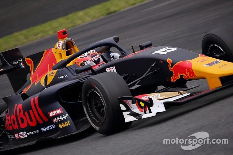 """O'Ward """"slowly getting the hang"""" of Super Formula"""