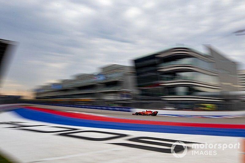 """Vettel: """"Parecemos competitivos, pero fue un día extraño"""""""