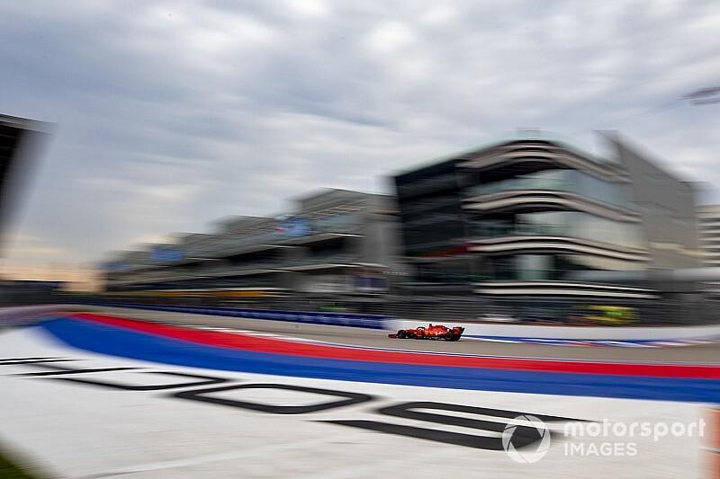 En vivo: clasificación para el GP de Rusia