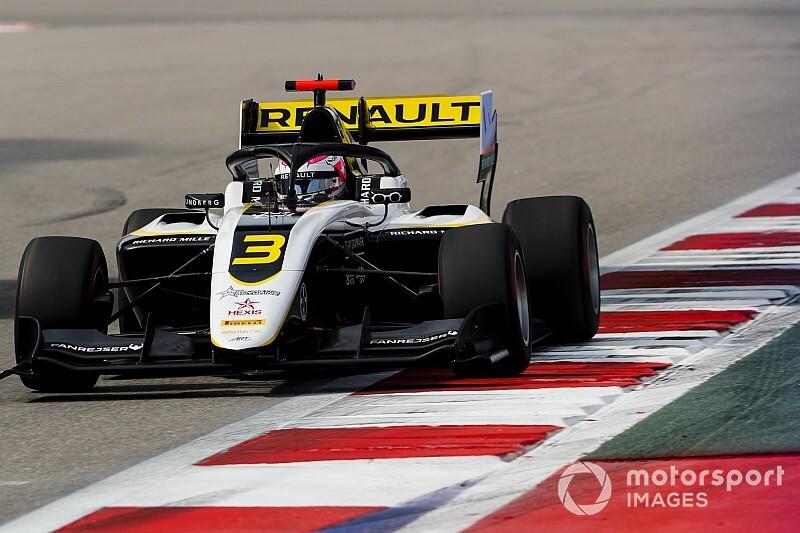 Test F3 Valencia, Giorno 1: svetta Lundgaard. 5° Lorandi