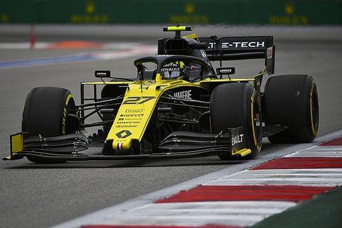 """Hulkenberg: Renault """"deserved better"""" than """"bitter"""" Sochi"""