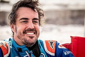 """Alonso não descarta correr na Stock Car: """"Não fecho as portas para nada"""""""