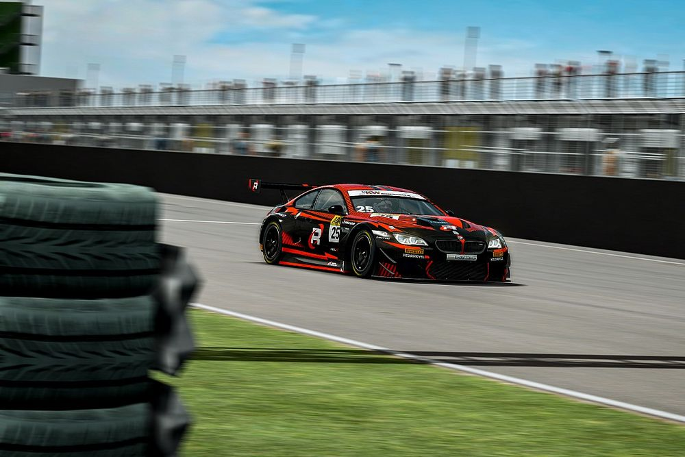 Keithley and Rietveld take Sachsenring spoils in ADAC GT Masters Esports Championship