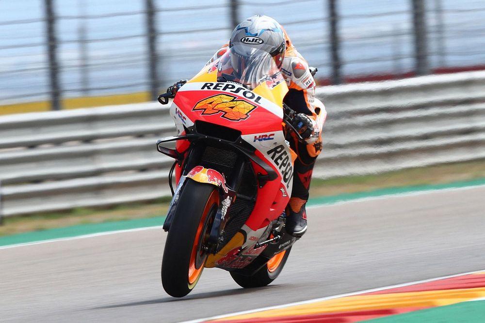 Espargaro: Honda doet het juiste door lijn van Marquez te volgen
