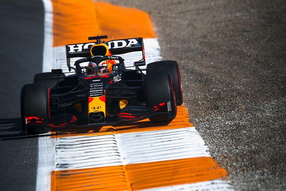Dutch GP: Verstappen quickest by 0.5s in final practice
