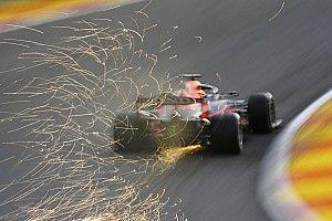 Ферстаппен стал лучшим в FP2 в Спа – а потом разбил машину