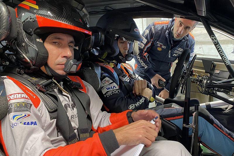 WRC: ecco i tre equipaggi Hyundai per il Rally Acropoli